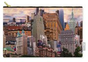 Cityscape Dream Carry-all Pouch