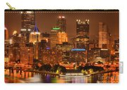 Cityscape Of Color Carry-all Pouch