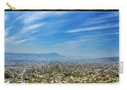 Cityscape Of Tuxtla Chiapas Carry-all Pouch