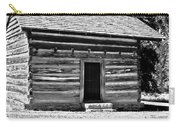Civil War Cabin Carry-all Pouch