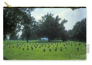 Civil War Gravesites Carry-all Pouch