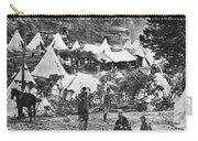 Civil War Hospital, 1860s Carry-all Pouch