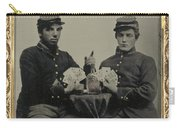 Civil War Soldiers C1863 Carry-all Pouch