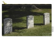 Civil War Unknown Dead Carry-all Pouch