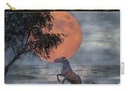 Claiming The Moon Carry-all Pouch by Betsy Knapp