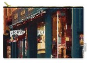 Claire's On College Street Carry-all Pouch
