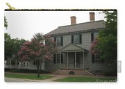 Clapboard House Colonial Williamsburg Carry-all Pouch