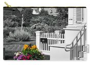 Clark House Flowers 2 Carry-all Pouch