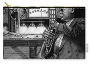 Jazz Clark Terry Carry-all Pouch