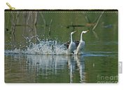 Clarks Grebes Dancing Carry-all Pouch