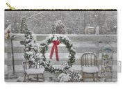 Clarks Valley Christmas 3 Carry-all Pouch by Lori Deiter