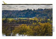 Clarksville Railroad Bridge Carry-all Pouch