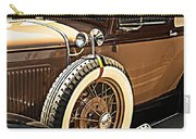 Classic 1928 Ford Model A Sport Coupe Convertible Automobile Car Carry-all Pouch