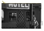 Classic 50s Motel Cafe Carry-all Pouch