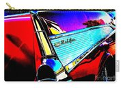 Classic 57 Chevy Art Carry-all Pouch