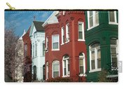 Classic American Architecture In Washington Dc Carry-all Pouch