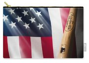 Classic Americana Carry-all Pouch by Bill Wakeley
