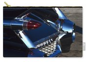 Classic Black Cadillac Carry-all Pouch