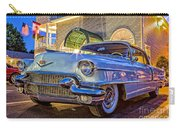 Classic Blue Caddy At Night Carry-all Pouch