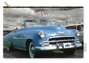 Classic Blue Chevy Carry-all Pouch
