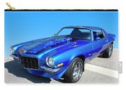 Classic Car 1973 Camaro 1 Carry-all Pouch