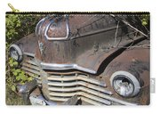 Classic Car With Rust Carry-all Pouch
