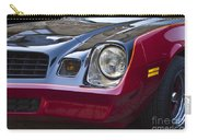 Classic Chevrolet Camaro Carry-all Pouch