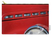 Classic Chevy Design Carry-all Pouch