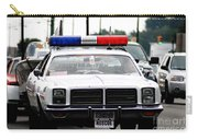 Classic Cop Car Carry-all Pouch