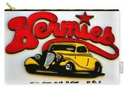 Classic Drive In Sign Carry-all Pouch