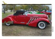 Auburn 1936 Roadster Classic Elegance Carry-all Pouch
