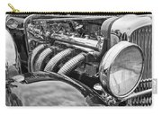 Classic Engine - Classic Cars At The Concours D Elegance. Carry-all Pouch