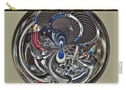 Classic Engine Orb Abstract Carry-all Pouch