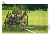 Classic Farm Equipment Carry-all Pouch