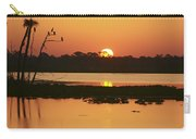 Classic Florida Sunrise Carry-all Pouch