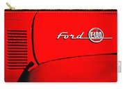 Classic Ford F100 Carry-all Pouch