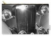 Classic Mg Roadster Motor Car Carry-all Pouch