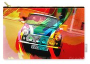 Classic Mini Cooper Carry-all Pouch