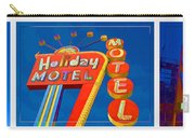 Classic Old Neon Signs Carry-all Pouch