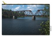 Classic Rail Bridge Carry-all Pouch