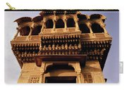 A Rajasthan Haveli Carry-all Pouch