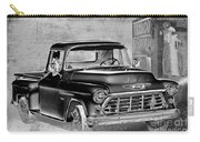 Classic Ride Carry-all Pouch by Betty LaRue