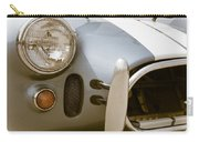 Classic Sports Car Carry-all Pouch