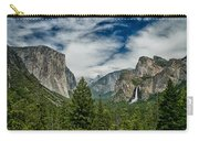 Classic Tunnel View Carry-all Pouch