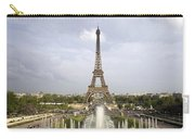 Classic View Of Paris Carry-all Pouch