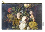 Classical Bouquet - S0104t Carry-all Pouch