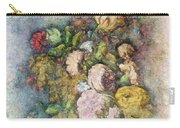 Classical Bouquet - V01c Carry-all Pouch