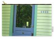 Classy Farmhouse Door Carry-all Pouch