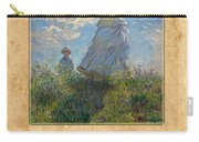 Claude Monet 1 Carry-all Pouch