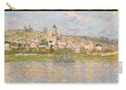 Claude Monet Vetheuil 1879 Carry-all Pouch